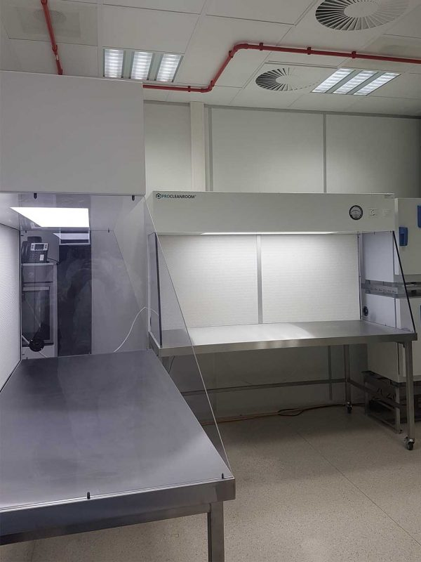 Crossflow unit 'Organ-on-a-chip' onderzoek en productie