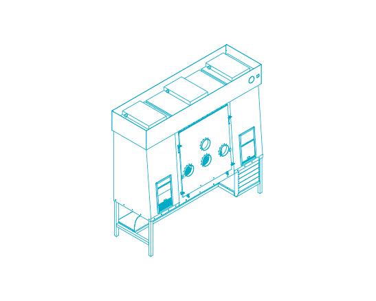 FLOW CABINET (LAF) – BIO TECHNOLOGY