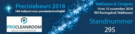 Precisiebeurs 2018 Procleanroom
